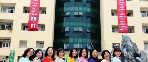 Khoa kinh tế Tài Nguyên và Môi Trường